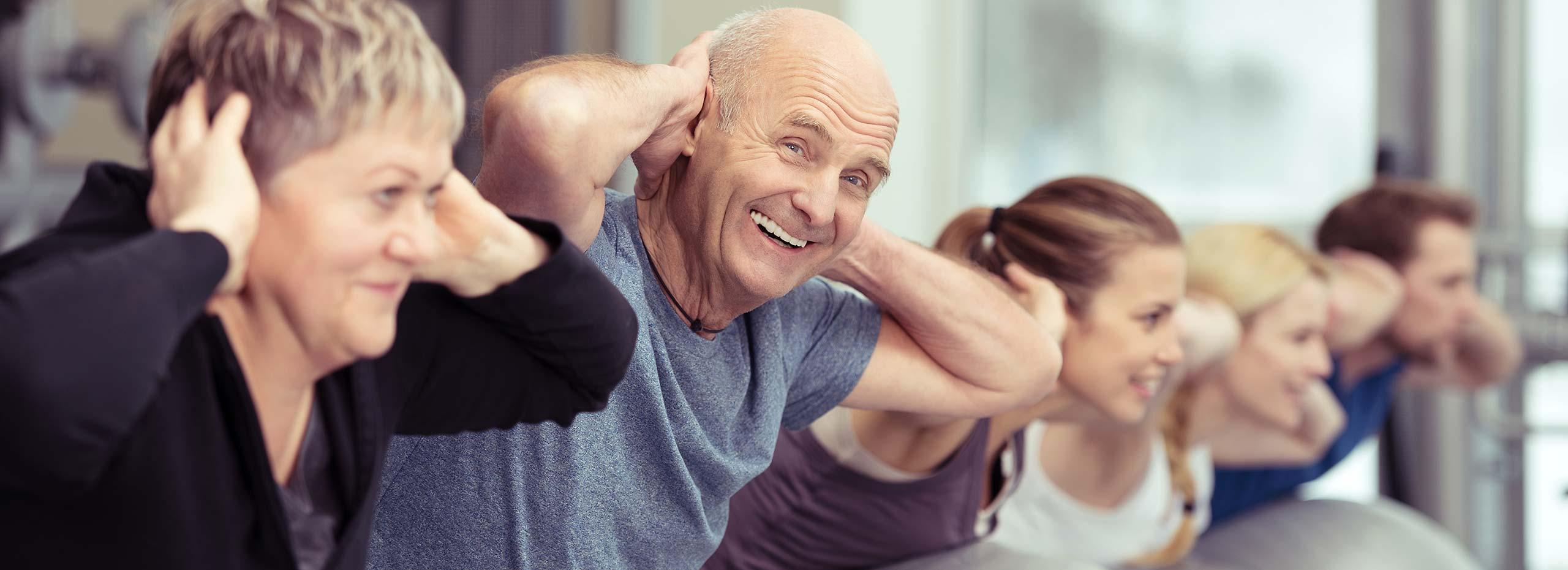 Gesundheit, Kur & Therapie in der Cliner Quelle
